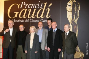 Presentació de l'edició 2010 dels premis Gaudí