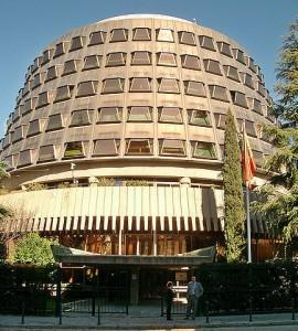 Edifici del Tribunal Constitucional | Foto: Viquipèdia