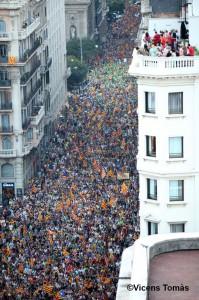 Diada 2012 | Foto: Vicens Tomàs