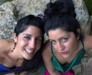 Èlia i Martina (2010) | Foto: Marta Belenguer