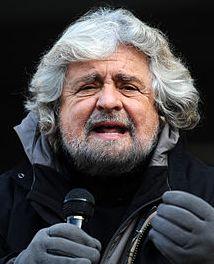 Beppe Grillo | Foto: Viquipèdia