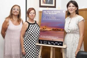 Presentació de la Fira   Foto: Aj. Calella