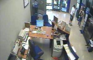 Imatge d'un dels robatoris | Foto: M.E.