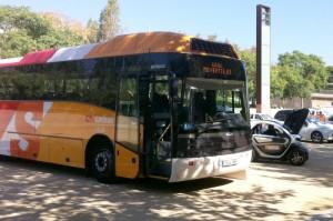 Un autobús de Noventis | Foto: Noventis