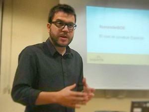 Pere Aragonès | Foto: ERC Maresme