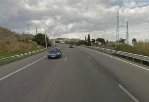 Autopista C-32 a Premià | Foto: S.V.