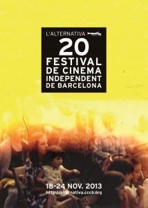 Cartell: L'Alternativa 2013