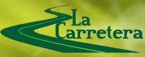 Logo: 'La carretera'