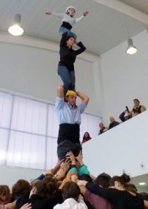 Foto: Castellers de l'Alt Maresme