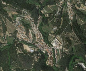 Sant Iscle de Vallalta | Imatge: Google Maps