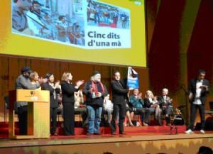 Premi Reconeixenent Infància de la Generalitat (2009)