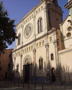 Basílica de Santa Maria de Mataró | Foto: Viquipèdia