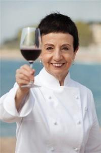 Carme Ruscalleda, pregonera del Tast Tiana 2014. Foto per Jordi Folch