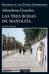 Portada: 'Las tres bodas de Manolita'