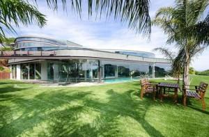 Una casa de luxe a Llavaneres