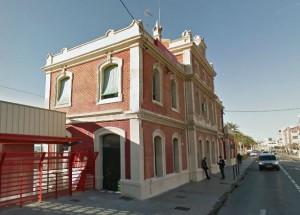 Estació de Montgat | Foto: Google Maps