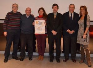 Foto de grup dels guanyadors