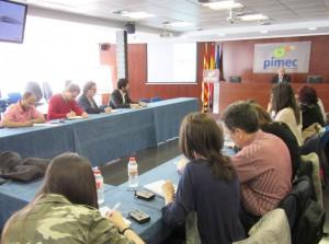 Reunió informativa | Foto: PIMEC