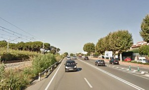 Carretera N-II | Foto: S.V.