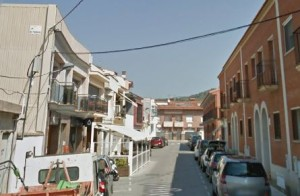 Carrer Montagut de Santa Susanna   Foto: S.V.