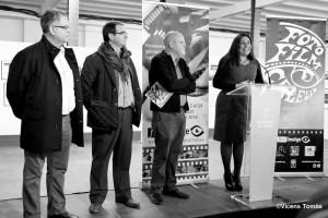 Inauguració de la mostra | Vicens Tomàs