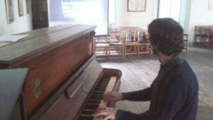 Assaig al piano | Festimatge 2016