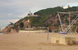 El far de Calella | Foto: Arxiu