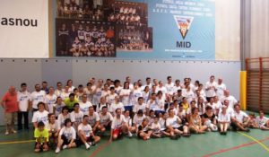 Foto de grup de l'edició 2015