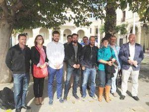 La trobada d'alcaldes | Foto: Aj. A.M.