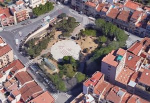 Plaça de les Tereses | Foto: Maps