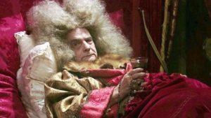 'La mort de Louis XIV'